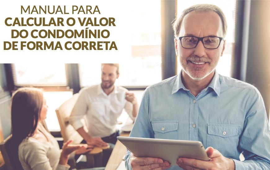 E-book Como calcular o valor do condomínio de forma correta